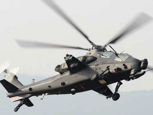 2 Chinese choppers transgressed to Indian territory in Sept: Reports