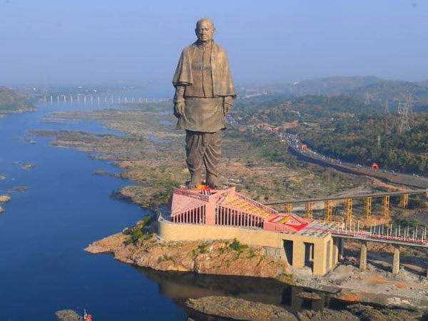 Special train to Statue of Unity from March 4