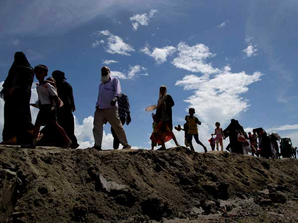 Nine Rohingyas arrested in Manipur