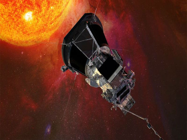NASAs Parker spacecraft so close to Sun