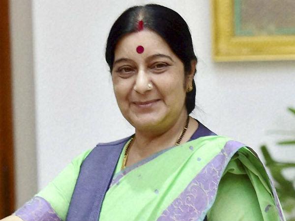 Sushma Swaraj turns down Pakistan's invite for Sikh pilgrim corridor event