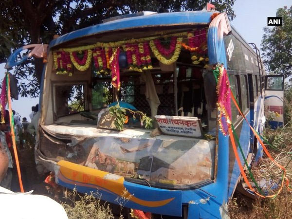 7 school children, bus driver killed in accident in MPs Satna
