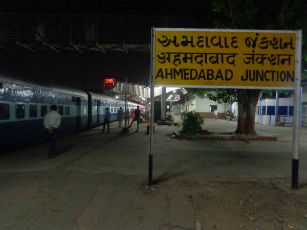 How Ahmedabad was named