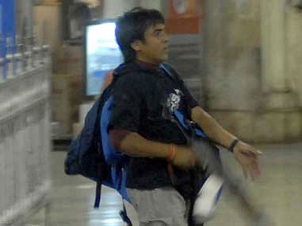 26/11: Cops were afraid, let Kasab and accomplice flee from railway station