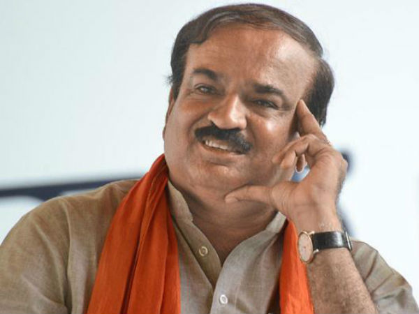 Union Minister Ananth Kumar who passed away this morning
