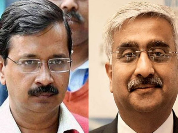 Delhi CS Anshu Prakash, who accused Kejriwal of assault transferred to telecom dept