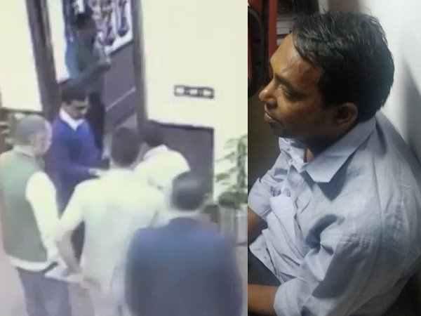 [Delhi Chief Minister Arvind Kejriwal's attacker sent to 14 days' judicial custody]