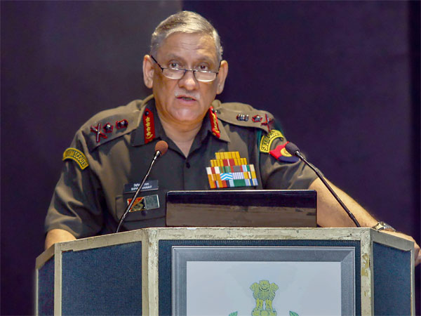 India faces threat to internal stability says Army Chief Rawat