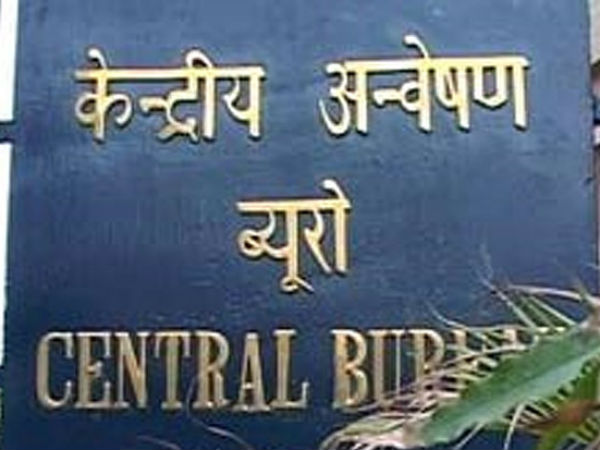 Case was registered by the CBI's Anti Corruption Branch