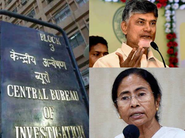 AP, WB withdraw consent for CBI probe: Impact and what the law states
