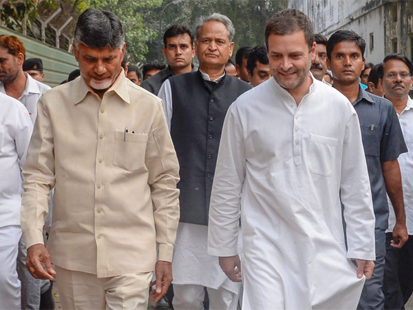 Image result for chandrababu with evm agitation