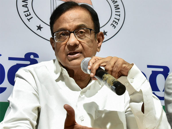 File photo of P Chidambaram