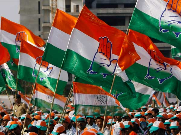Trends changing constantly but the Congress having slight edge in three BJP-ruled states