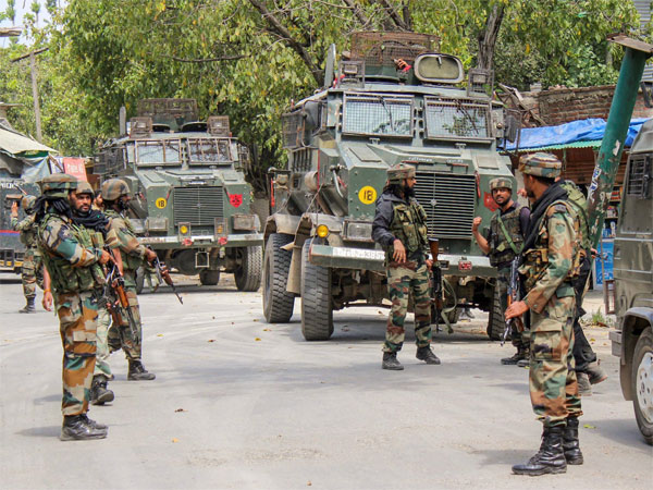 Army on standby in J&K after BJP leader, brother shot dead
