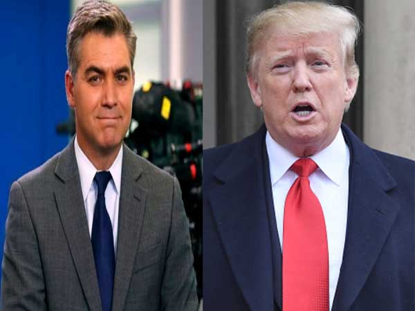 CNN vs Trump: Judge Timothy, a Trump appointee, to give ruling today