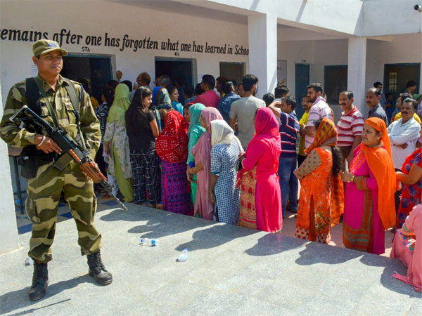 In Manipur voters say government failed to provide better law and order