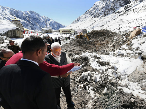 Reconstruction in Kedarnath
