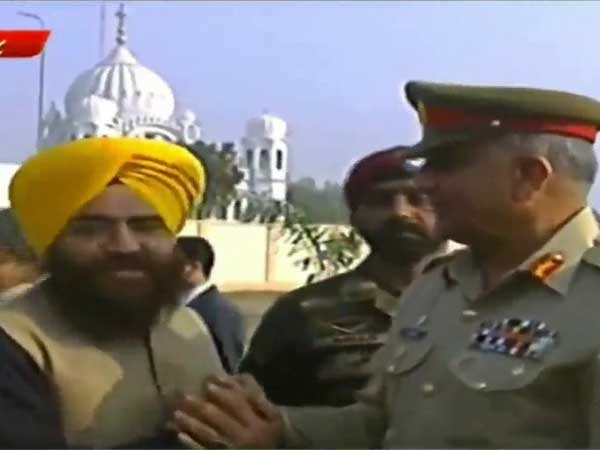 Khalistan-Pak link out in open again: Chawla's presence at Kartarpur says it all
