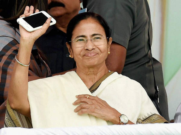 Mamata Banerjee extends greetings