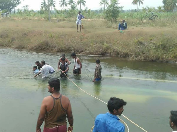20 people died after a private bus plunged into a VC canal at Pandavapura