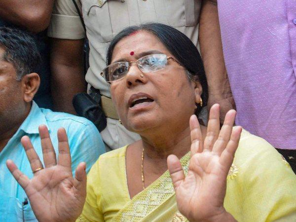 Muzaffarpur shelter home case: Manju Verma sent to 14-days judicial custody