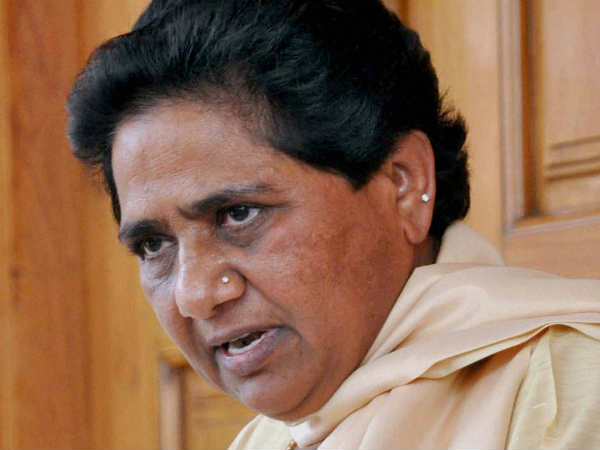 Whatever BJP's associates are doing in Ayodhya is part of a conspiracy: Mayawati