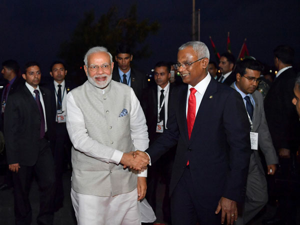 India May announce some financial assistance to the Maldives on President Salih's visit