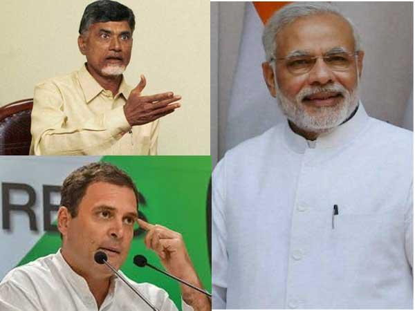 Lok Sabha polls 2019: Why a Modi vs Naidu battle is far better than a Modi vs Rahul one