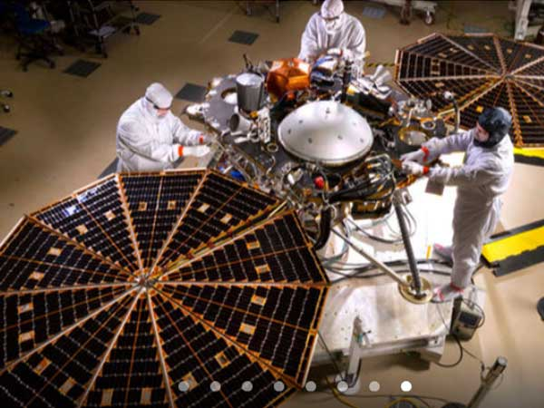 Countdown begins: NASAs InSight to land on Mars today. Heres how to watch it LIVE