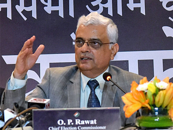 Chief Election Commissioner O.P. Rawat