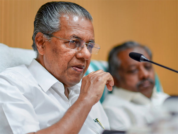 Rahul Gandhi coming to Kerala to fight against left, says Kerala CM Pinarayi Vijayan