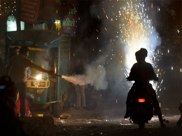 What did Supreme Court order say on firecrackers?