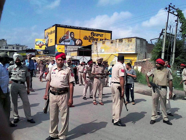 Punjab: Police on alert after input on JeM terrorists in state, moving towards Delhi