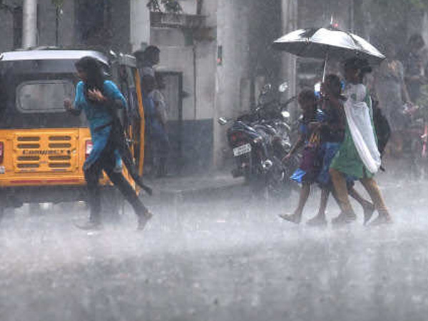 Weather forecast for Nov 3: As Northeast Monsoon arrives, rains to intensify in Chennai