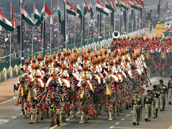 Here is a list previous Republic Day parade chief guests: