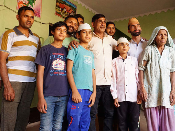This man from Muzaffarnagar village helped Muslims, who fled during 2013 riots, return home