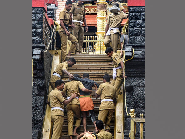 Inflow of pilgrims yet to pick up at the Sabarimala Temple