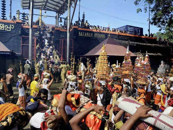 Sabarimala order review: Hearing in SC to be delayed