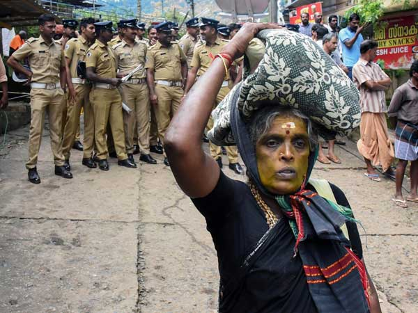 Sabarimala row: Kerala HC asks explanation from state govt on imposing sec 144