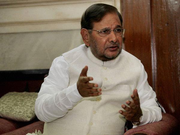 UP, Bihar helped BJP win 2014, they'll bury it in 2019: Sharad Yadav