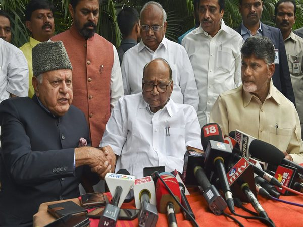 Is CM Chandrababu Naidu uniting all anti-BJP parties in the country?