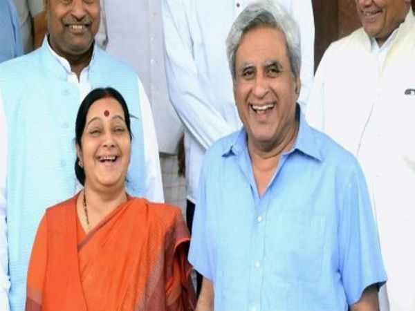 Even Milkha Singh stopped: Sushma Swaraj's husband on her 2019 polls reveal