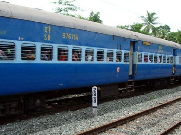 Tipu Express is a daily train that runs between Bengaluru and Mysuru