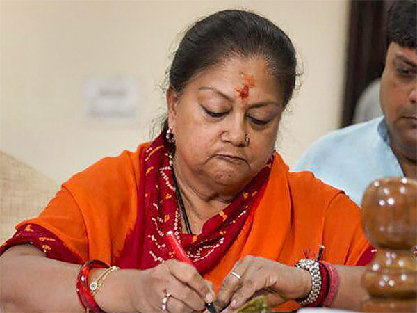 Vasundhara Raje prevails upon central leaders to get ticket for Yunush Khan from Tonk
