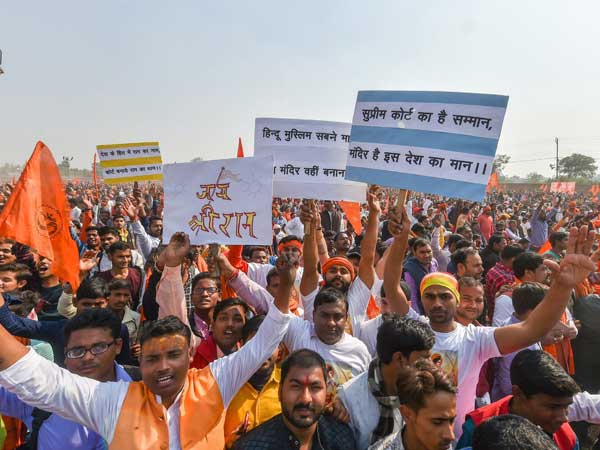 VHP says, lots of talks have been done on Ram Temple, now it is time to deliver