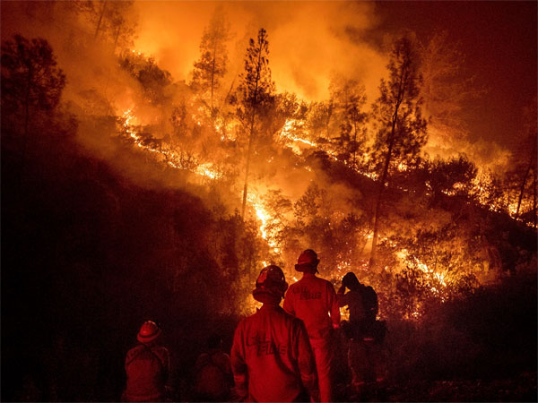 California wildfires: Death toll touches 48