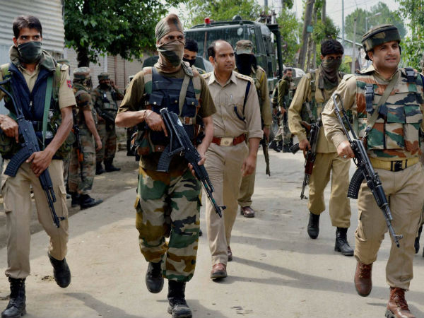 J&K: Two Hizbul terrorists arrested from Pulwama