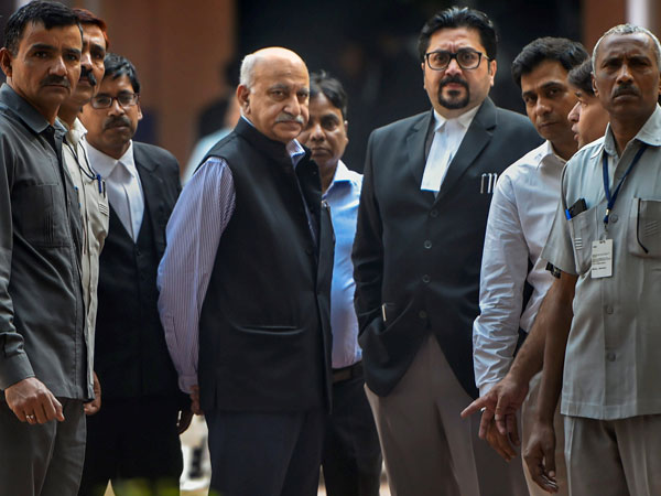 'Consensual relationship with Pallavi Gogoi ended on a bad note, says MJ Akbar
