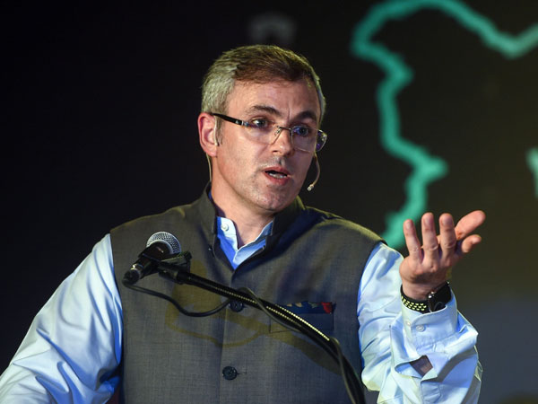 How come Sadhvi fit to contest polls, asks Omar, citing that her bail is on health grounds