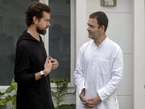 Rahul, Twitter CEO discuss ways to tackle fake news